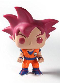Funko POP! Anime: Dragonball Z Super Saiyan God Goku Vinyl Figure FunKo http://www.amazon.com/dp/B00QCZZCA0/ref=cm_sw_r_pi_dp_cXZgvb01845WR
