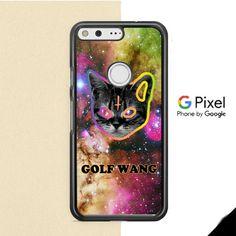 Ofwgkta Odd Future Wolf Gang Cat Google Pixel Case