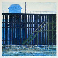 Penarth Pier Head, Ron Beumer Seaside, Wall, Ideas, Beach, Walls, Thoughts, Coast