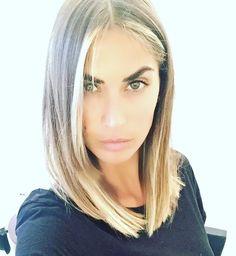 """50.6 tisuća Likes, 450 Comments - Melissa Satta-Boateng (@melissasatta) on Instagram: """"My new hair cut """""""
