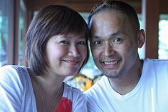 Portraits: Sister and Bro-in-Law #family
