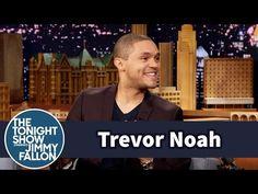 Trevor Noah makes us laugh on The Tonight Show, AGAIN! | Get It Pretoria