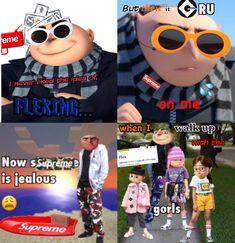 Really Funny Memes, Stupid Funny Memes, Funny Relatable Memes, Hilarious, Disney Pixar, Disney Memes, Despicable Me Memes, Quality Memes, Fresh Memes