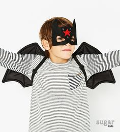 Biel from Sugar Kids for ZARA Kids #HappyHalloween.