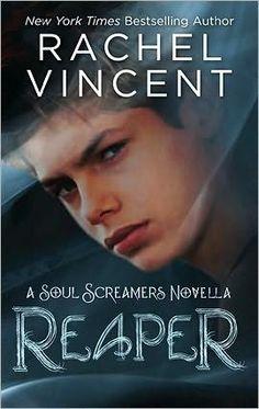 Reaper (Soul Screamers Series)