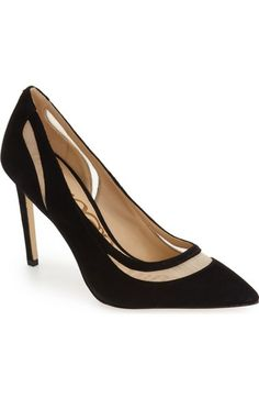 0fd93cdef Sam Edelman  Nixon  Pointy Toe Pump (Women)