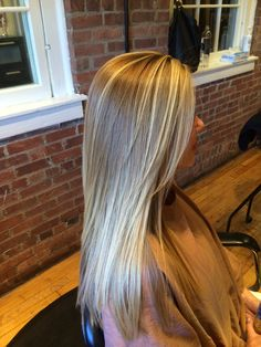 Gorgeous color, cut and keratin by Lacee