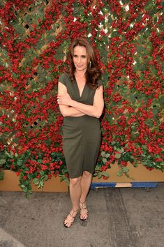 Andie MacDowell Photos Photos - Actress Andie MacDowell backstage at the 24th Annual Film Independent's Spirit Awards held at Santa Monica Beach on February 21, 2009 in Santa Monica, California. (Photo by Kevin Winter/Getty Images) * Local Caption * Andie MacDowell - 2009 Film Independent Spirit Awards - Backstage And Audience