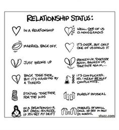 Funny online dating statuses about love