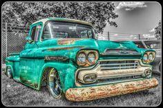 chevy Apache truck