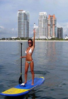 Stand up paddle boarding made easy with SUP Wheels®  www.supwheels.com