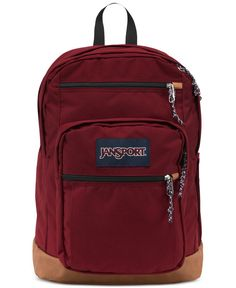 Jansport Cool Student Backpack in Viking Red