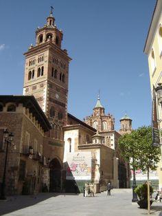 Teruel © Robert Bovington  https://sites.google.com/site/spanishimpressions/home http://bobbovington.blogspot.com.es/ http://astore.amazon.co.uk/spanisimpres-21/