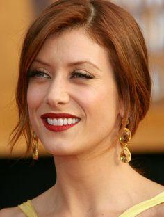 Kate Walsh. Hair color