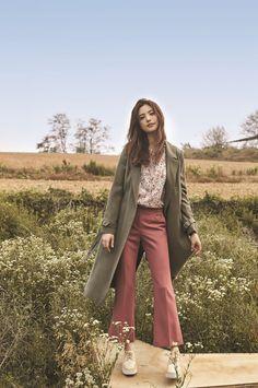Nana 💗💗💗 for Si Apparel, Autumn fashion 😘 Unisex Fashion, Fashion Brand, Womens Fashion, Fashion 2020, Fashion Models, Im Jin Ah Nana, Nana Afterschool, Girl Drawing Pictures, Asian Male Model