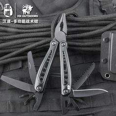 34.09$  Watch now - http://alisqk.shopchina.info/go.php?t=32765354442 - HX OUTDOORS 13 in 1 Multi Pliers tools black brand pliers with screwdriver kit camping survival climbing knife pocket cutting  #magazine