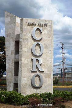 Santa Ana de Coro, ciudad mariana de Venezuela, declarada patrimonio histórico de la humanidad por la UNESCO.