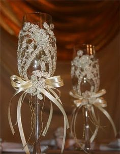 Quinceanera glasses