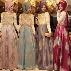 Sezonun en bi konuşulanı  Elhamdülillah. HAREM ABİYE #pınarşems #haremabiye #hijab #hijabi #tesettür #abiye #fashion