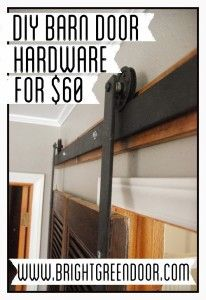 Diy Barn Door Hardware