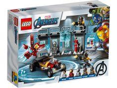 Lego Marvel's Avengers, Lego Marvel Super Heroes, Films Marvel, Marvel Avengers Movies, Iron Men, Lego City Sets, Lego Sets, Tony Stark, Lego Ironman