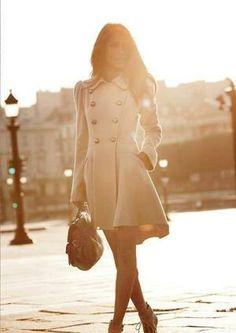 Ladies coat || Dames jas
