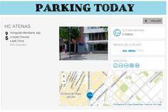 wesmartPark Parking - HC Atenas - Ubicación: Av. Meridiana 149. Únete a la #parkvolucion y a la economía colaborativa!