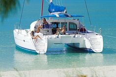 Take a short break with Sunsail on Hamilton Island, and celebrate 35 years of expeience in Sailing Holidays. Special savings and reduced charter durations available for a Limited Time. A special Australian Traveller Promotion. Catamaran Design, Sailing Catamaran, Yacht Boat, Sailing Ships, Cruise Italy, Sailing Holidays, Cruise Holidays, Yacht Cruises, Boat Rental