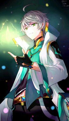 anime boy with elsword Chibi Anime, Kawaii Anime, Anime Art, Cute Anime Guys, Anime Love, Garçon Anime Hot, Photo Manga, Image Manga, Handsome Anime