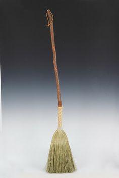 $39 Cottage Broom - Berea College Crafts