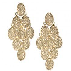 Ippolita Diamond Cascade Earrings Gold Bangles Jewellery Jewelry Box Fine