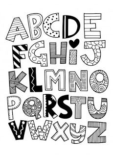 Hand drawn capital cartoon English alphabet with capital letters - Alphabet and FONT - Vector funny comics font. Hand drawn capital cartoon English alphabet with capital letters - Doodle Fonts, Doodle Lettering, Graffiti Lettering, Creative Lettering, Typography, Alphabet Drawing, Doodle Alphabet, Hand Lettering Alphabet, Cute Fonts Alphabet