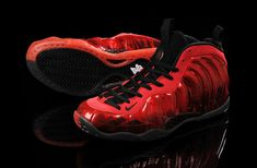 the best attitude b7977 747dc Nike Air Foamposite One Doernbecher Challenge Red Black For Sale