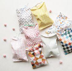 Set van 8 zakjes Mino Paper Sweets