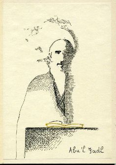 9 pensieri (19) IX - Abu'l Fadl -Clicca per ingrandire