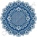 Tattered Lace Laced Edge Essentials - Circle Die