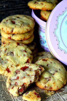 Kakkuviikarin vispailuja!: Daim-cookies