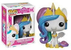 Princess Celestia is my favorite princess in all of mlp!So I really want this