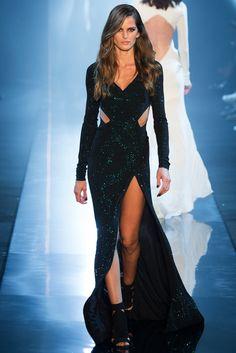 Alexandre Vauthier Spring 2015 Couture Fashion Show - Izabel Goulart (Women)