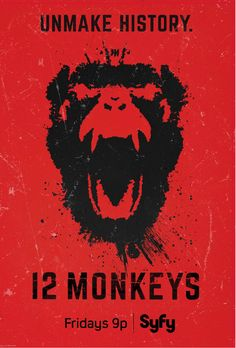 SYFY 12 MONKEYS on Behance