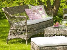Sika Design Georgia Garden Gartensofa Charlot 2-Sitzer kaufen im borono Online Shop