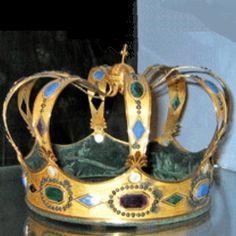 ITALIA_Couronne Royale d'Italie, offerte à Napoléon Ier. Bonaparte, proclamé Roi d'Italie en 1805.