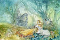 """Shadowscapes by Stephanie Pui-Mun Law, """"The Seduction"""""""