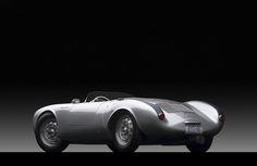 Porsche 550 Spyder 1955, Ralph Lauren's classic cars