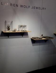 Lauren Wolf Jewelry - NYNOW February 2016 - Javits Center, New York City