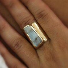 Raw Aquamarine Bar Ring for Women Gold Ring March | Etsy Aquamarine Birthstone Ring, Aquamarine Stone Ring, Raw Gemstone Ring, Aquamarine Jewelry, Birthstone Jewelry, Gemstone Jewelry, Black Tourmaline Ring, Pink Ring, Gold Ring