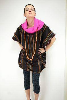 Wool poncho!!!