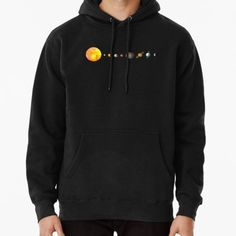 The Solar System Hoodie (Pullover)