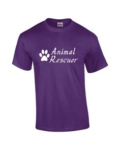 Animal Rescuer T-Shirts