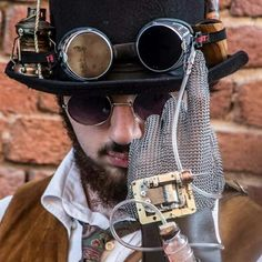 A perfect day #vaporosamente #steam #steampunk #italiansteampunk #storyteller #italiansteamer